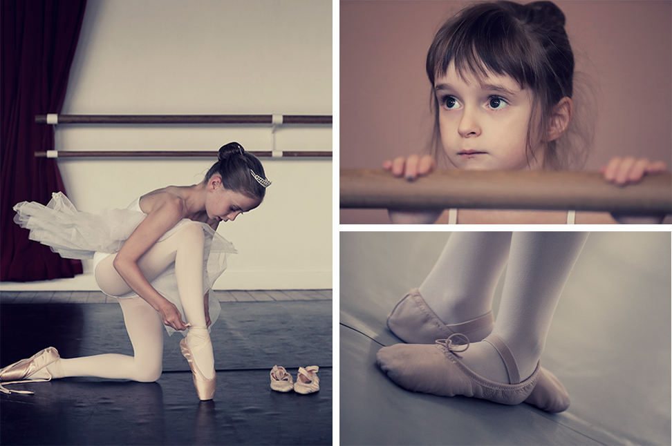 La petite danseuse classique